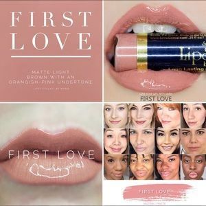 Brand New First Love Lipsense